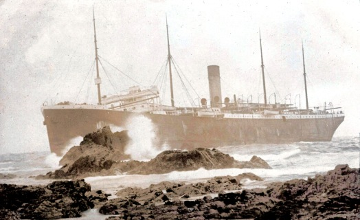 lr Wreck Suevic 1907